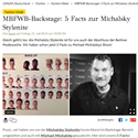MBFW-Backstage: 5 Facts zur Michalsky Stylenite