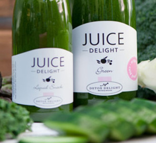 Cleanses, Super Green Delight