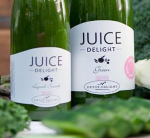 Detox Delight Super Green Juices