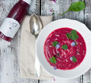 Cleanses, Juice Soup Delight