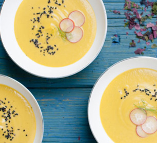Cleanses, Juice Soup