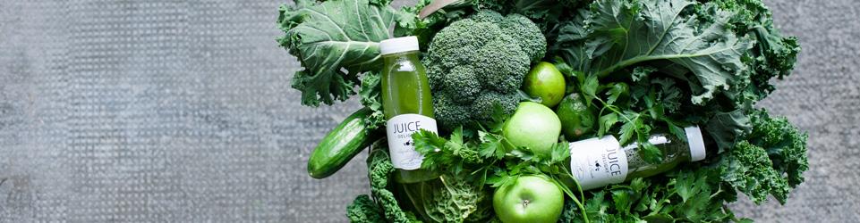 Green Juices bouteilles jus vert Detox Delight