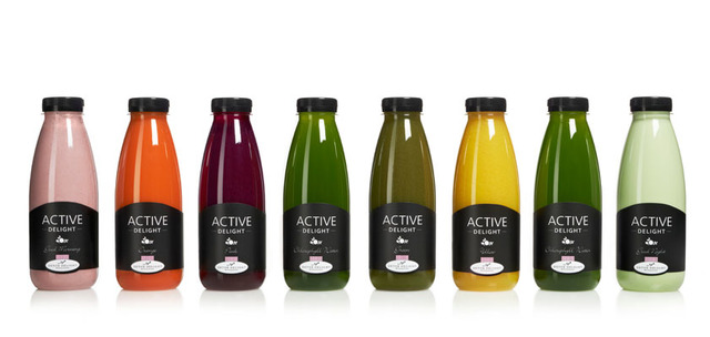 Detox Delight - Active Delight Flaschen
