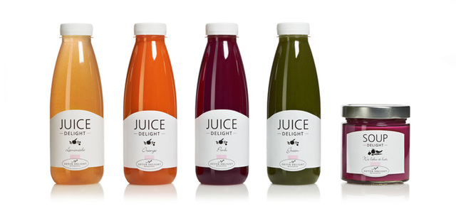 Detox Delight - Juice & Soup Delight