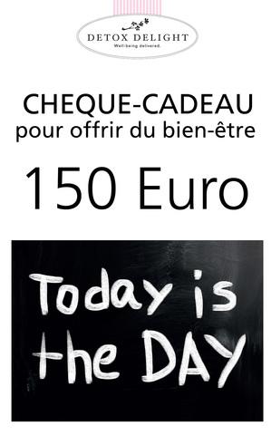 Detox Delight - Chèque-cadeau 150 Euro