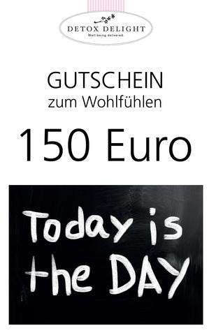 Detox Delight - Gutschein 150 Euro