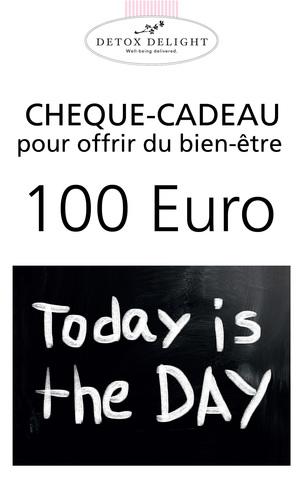 Detox Delight - Chèque-cadeau 100 Euro