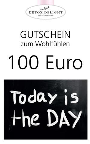 Detox Delight - Gutschein 100 Euro