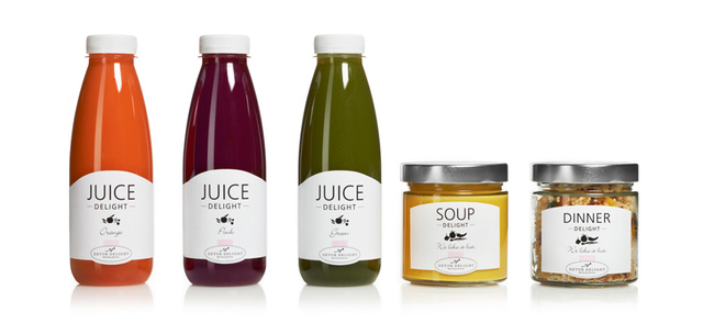 Detox Delight - Juice, Soup & Dinner Delight