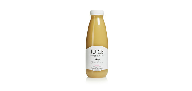 Detox Delight - Spicy Ginger Essence