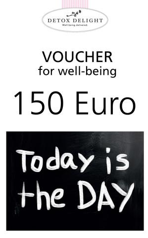 Detox Delight - Voucher 150 Euro