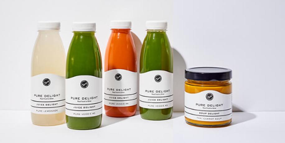Pure Delight - Pure Veggie & Soup