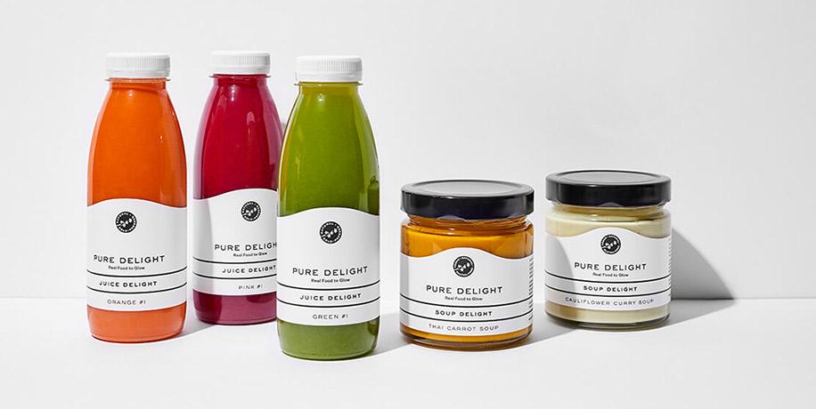 Pure Delight - Juice & Double Soup Delight