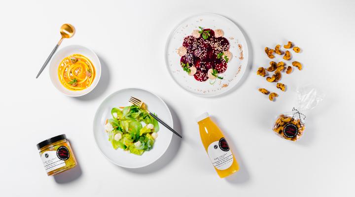 Pure Delight - Chef's Delight Gerichte